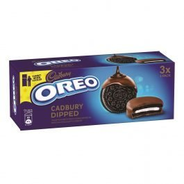 Cadbury Oreo Dipped Chocolate Cookie, 150g