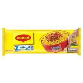 MAGGI 2-Minute Instant Noodles, Masala – 420g Pouch