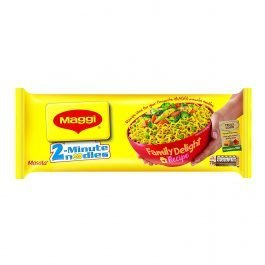 MAGGI 2-Minute Instant Noodles, Masala – 280g Pouch