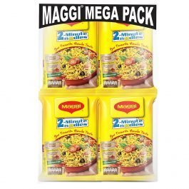MAGGI 2-Minute Instant Noodles, Masala – 840g (Pack of 12 x 70g Each)