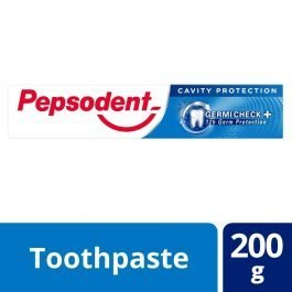 Pepsodent Germicheck Plus Cavity Protection Toothpaste, 200 g