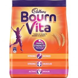 Bournvita Health Drink, 500 gm refill pack